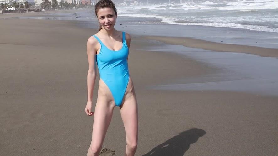 [w4b] 2017-07-05 Milla Azul - Magazine Malaga Beach [1080p]